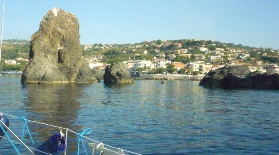 aci trezza 5 gavitello