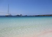 Formentera: Espalmador